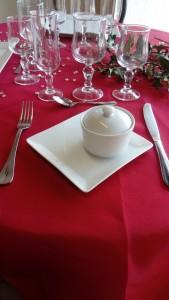 cocotte ronde porcelaine blanche