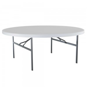 Table ronde 180cm