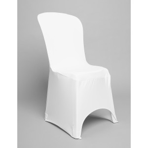 chaise miami avec housse blanche